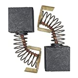 Superior Electric S86 Aftermarket Japanese Carbon Brush Set Fits Bosch Power Tools replaces Bosch 2610997207,2610993222,2610915758(2 per pack)