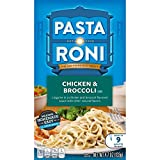 chicken broccoli - Pasta Roni Chicken & Broccoli Linguine Mix (Pack of 12 Boxes)