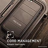 Pelican GOG400-0000-DGRY Go G40 Case - Waterproof