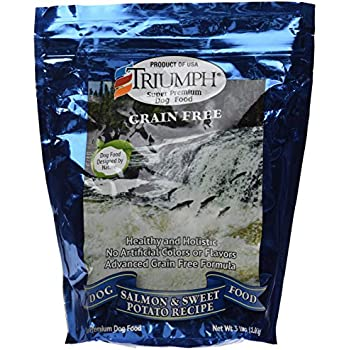 Triumph Grain Free Dog Food