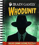 Brain Games - Whodunit: Solve Crime Scene Puzzles