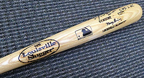 - Manny Ramirez Autographed Signed Louisville Slugger Game Model Bat Boston Red Sox 555 HR In Black - PSA/DNA Certified