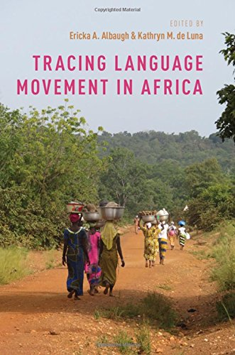 Tracing Language Movement in Africa by Oxford University Press