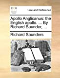 Apollo Anglicanus, Richard Saunders, 1170091326