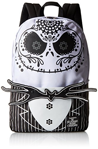 Loungefly Nbc Sugar Skull Jack Face with Body Backpack - ...