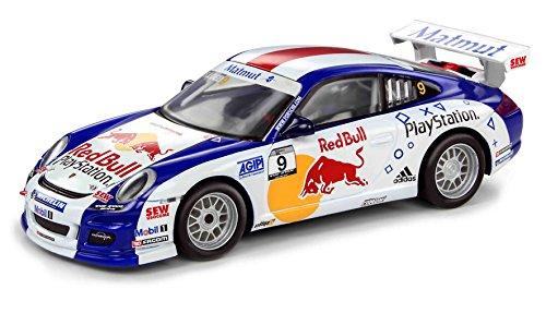 Scalextric-Original-Porsche-911-GT3-vehculo-Fabrica-de-Juguetes-A10191S300