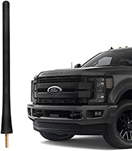 Flexible Radio Antenna Compatible with 1990 to 2016 Ford F250 F350 Super Duty, 1990 to 2008 F150