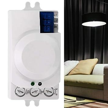 Interruptor de inducción de microondas inteligente, detección de ...