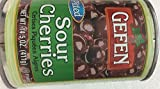 Gefen Pitted Sour Cherries Kosher For Passover 14.5 Oz. Pack Of 3.