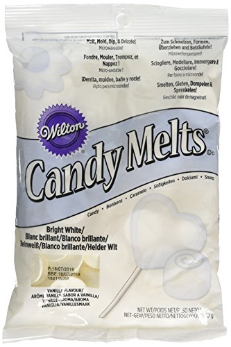 Wilton Brands Bright White Candy Melts Candy, 340 g - Buy