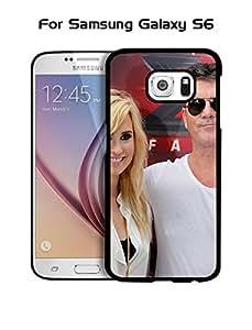 TV Series The X Factor Galaxy S6 Funda Case - Rugged Funda Case & Cover {Extra Thin} +{Unique Pattern} Anti Scratch High Impact Funda Case for Samsung Galaxy S6