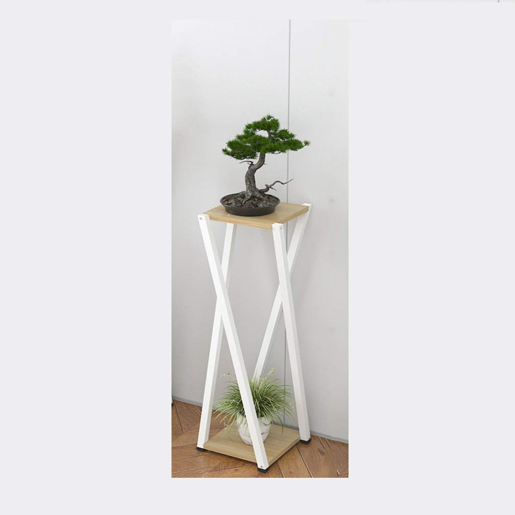 HNLJ Falling Subway Art Flower Stand Multifunción Flower Stand ...