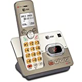AT&T EL52113 Single Handset Expandable Cordless Phone with Answering System & Extra-large Backlit Keys