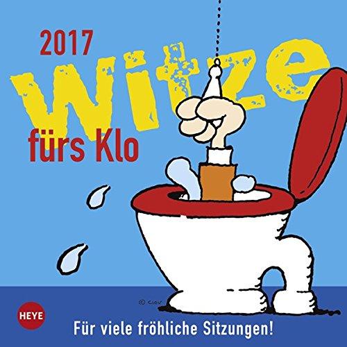 Witze fürs Klo - Kalender 2017