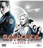 GALACTICA ギャラクティカ シーズン4 バリューパック1 [DVD]