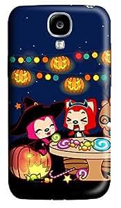Samsung S4 Case A Raccoon Celebrate Halloween 3D Custom Samsung S4 Case Cover