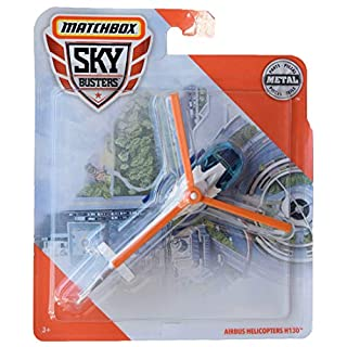 Matchbox Sky Busters Airbus Helicopters H130 #10/13