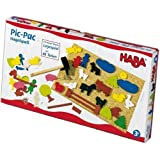 Haba Figure Tack Game by Haba