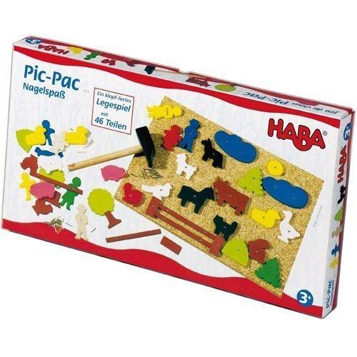 Haba Figure Tack Game by Haba