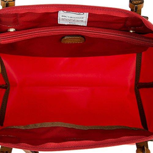 Bric's X-Bag Bolso a mano 25 cm Rot