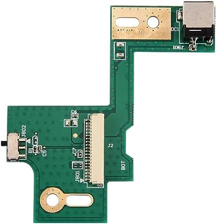 YANCAI Repuestos para Smartphone DC In Jack Board para portátil ASUS N53 / N53SN / N53J / N53S / N53SV / N53T / N53D Flex Cable: Amazon.es: Electrónica