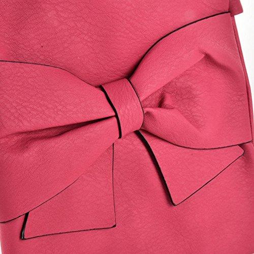 cross fashion women Fushia bar metal colours handbags 7 Young Sally vk5274 body nFwaq