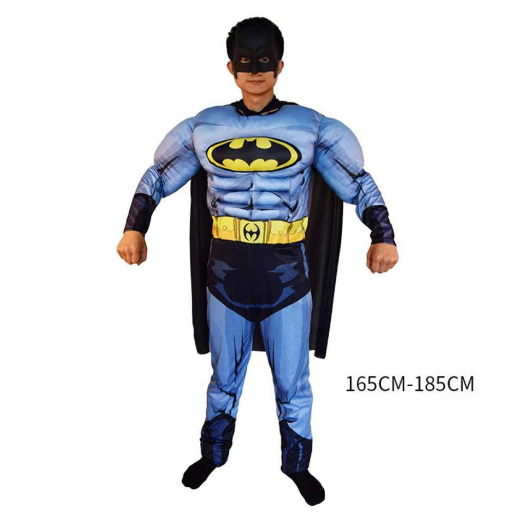 XINFUKL Halloween Adulto Capitán América Cosplay Disfraz ...