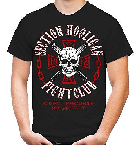 Section Hooligan Fightclub T-Shirt | Abteilung Freizeitsport | Hardcore |