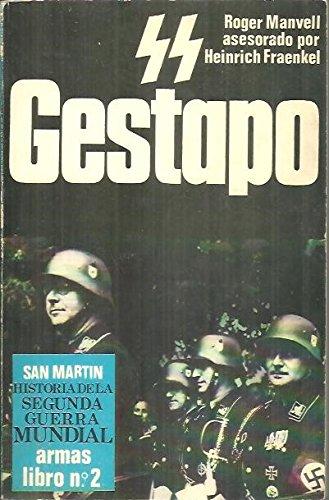 HISTORIA DE LA SEGUNDA GUERRA MUNDIAL. ARMAS LIBRO Nº 2. SS ...