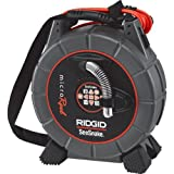 Ridgid 35188 See Snake Micro Reel Camera System with Sonde and Counter