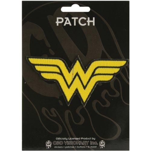 Application Wonder Woman Logo - Woman Wonder Patches