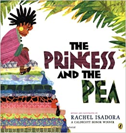 Bildergebnis für the princess and the pea rachel isadora