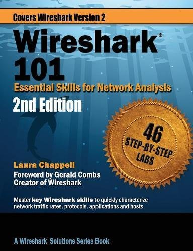 1893939758 - Wireshark 101: Essential Skills for Network Analysis - Second Edition: Wireshark Solution Series