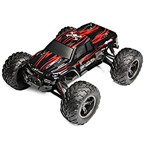 - 51iFbyvnlJL - GPTOYS S911 2.4G 4CH RC Car Toy Remote Control Off Road Racer Supersonic Explorer Monster High Speed Montain Car with 2 – Wheel Driven Electric Racing Truggy