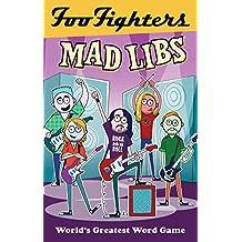 Foo Fighters Mad Libs