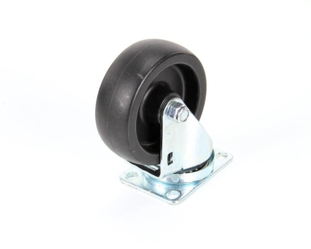 Delfield 3234778 4-Inch Caster Swivel Plate, Polyole by Delfield B00KNQHESC