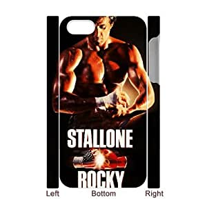 DDOUGS I rocky Brand New Cell Phone Case for Iphone 4,4S, DIY Iphone 4,4S Case