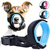 Gentle Muzzle Guard for Dogs - Prevents Biting and Unwanted Chewing Safely Secure
