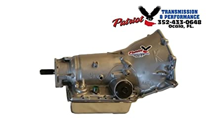 4L60E Transmission For Sale >> Amazon Com 4l60e Transmission Chevy Gm Gmc Remanufactured