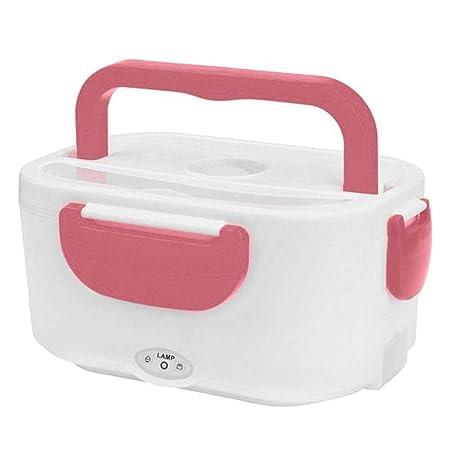Caja de Almuerzo portátil Contenedor de Alimentos Calefacción ...