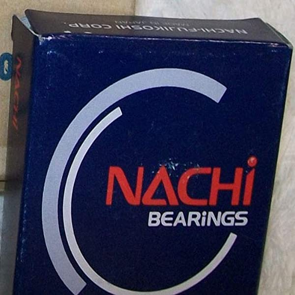 NACHI 6006-2NSE9 C3 SINGLE ROW BALL BEARING