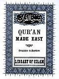 Quran Made Easy (Yassar nal Quran), S. A. Behlim, 0933511019