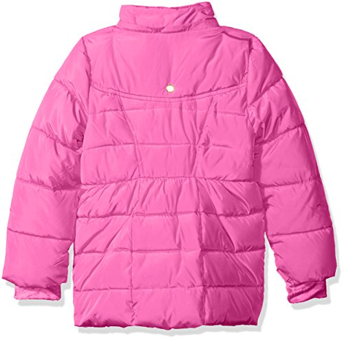 Baby Memory Lining Girls' Limited Coat Fur Faux with Too Pink x6XwSBq