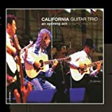 An Opening Act: On Tour With King Crimson by California Guitar Trio -  Audio CD