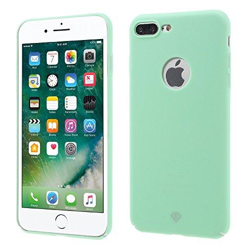 KAVARO Candy Color PC Protection Tasche Hüllen Schutzhülle Case für iPhone 7 Plus 5.5 - Cyan