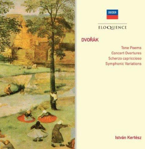 Dvorák: Tone Poems / Concert Overtures / Scherzo capriccioso / Symphonic Variations