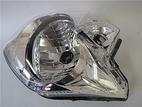 Fazer 8 FZ8 10-15 Headlight Head light Lamp Assembly For Clear