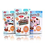 (US) Candy Craft Chocolate Pen Treat Kit Refill: 3 pack Bundle
