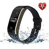 Best Start Calorie Counting Watches - HOMEWINS Fitness Tracker, Smart Bracelet IP67 Waterproof Bluetooth Review