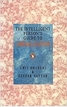 Book Intelligent Person's Guide to Liberalization